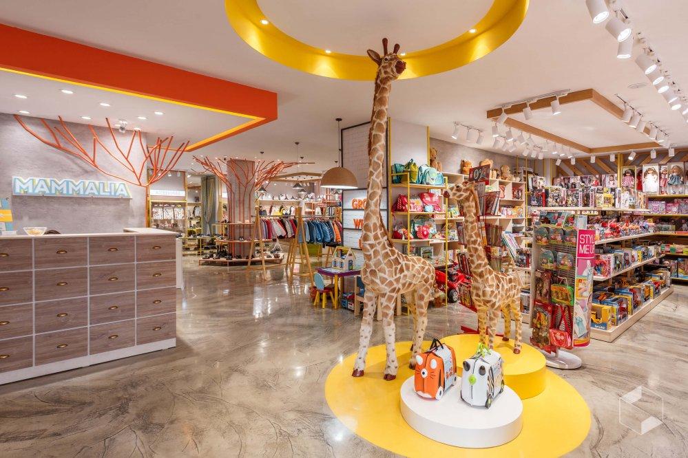 Детский магазин Mammalia