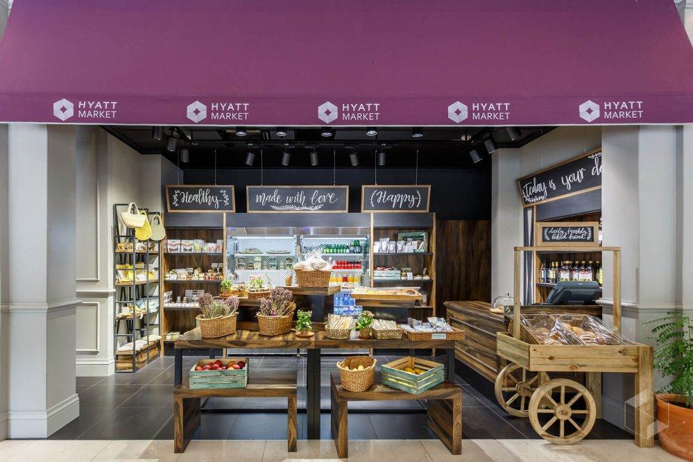 HYATT Market